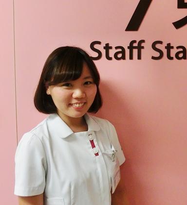 栗原 槙子 看護 師